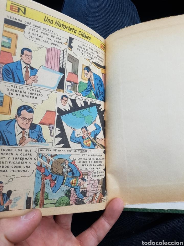 Tebeos: COMICS SUPERMAN SERIE AGUILA - NOVARO- AÑOS 70 - MEXICO - Foto 17 - 165018486