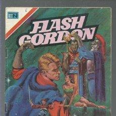 Tebeos: FLASH GORDON 6, 1981, NOVARO, MUY BUEN ESTADO. COLECCIÓN A.T.. Lote 165026994