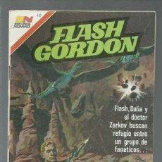 Tebeos: FLASH GORDON 10, 1981, NOVARO, MUY BUEN ESTADO. COLECCIÓN A.T.. Lote 165027850