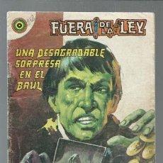Tebeos: FUERA DE LA LEY 2-212, 1980, REVISTAS POPULARES. COLECCIÓN A.T.. Lote 165032602