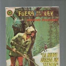 Tebeos: FUERA DE LA LEY 79, 1973, REVISTAS POPULARES. COLECCIÓN A.T.. Lote 165033522