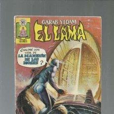 Tebeos: GARAB YIDAM, EL LAMA, 29, 1975, EDITORIAL POSADA. COLECCIÓN A.T.. Lote 165173806
