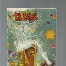 Tebeos: GARAB YIDAM, EL LAMA, 4, 1974, EDITORIAL POSADA, BUEN ESTADO. COLECCIÓN A.T.. Lote 165174066