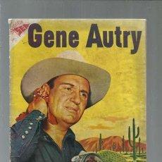 Tebeos: GENE AUTRY 14, 1955, NOVARO, USADO. COLECCIÓN A.T.. Lote 165182378