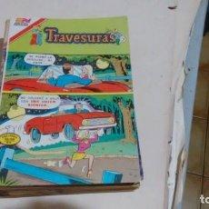 Tebeos: TRAVESURAS - NUMERO 218 -. Lote 165332030