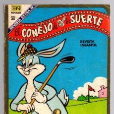 BDs: EL CONEJO DE LA SUERTE. REVISTA EXTRA NOVARO Nº 9. AÑO 1969. Lote 165341150