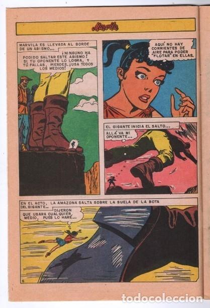 Tebeos: MARVILA # 3-292 NOVARO 1982 WONDER WOMAN MOULTON LA TIERRA DE LOS GIGANTES # 108 1959 EXCELENTE - Foto 4 - 165417478