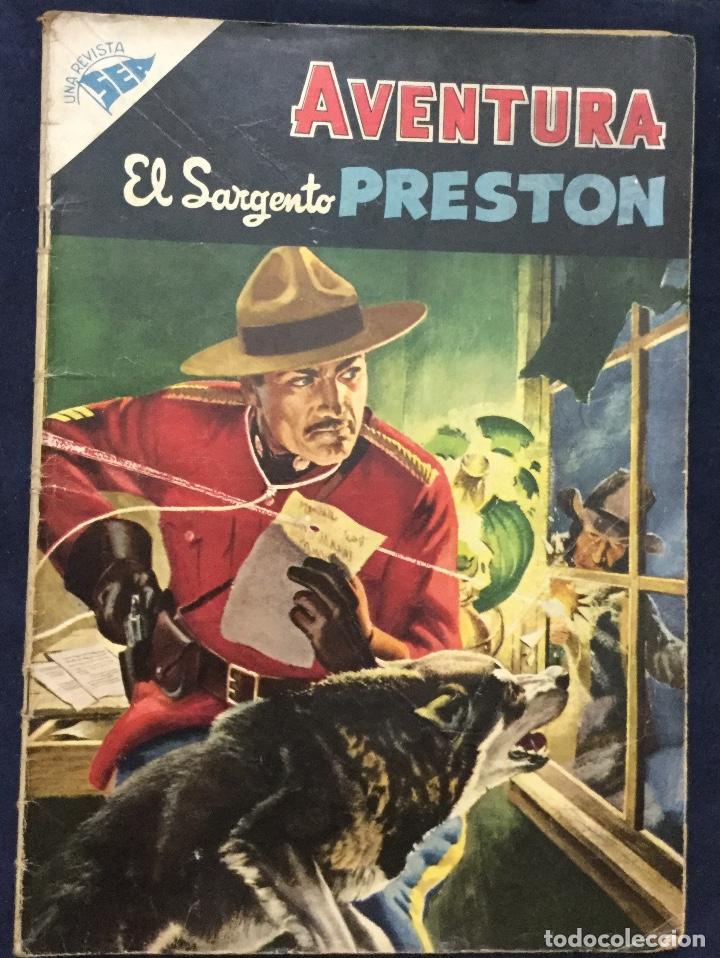 AVENTURA PRESENTA 6 COMICS (Tebeos y Comics - Novaro - Aventura)