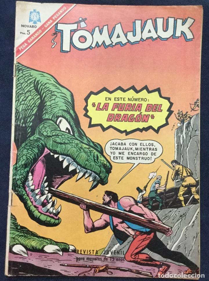 Tebeos: Tomajauk 2 comics Numeros 133 y 135 - Foto 3 - 165596554