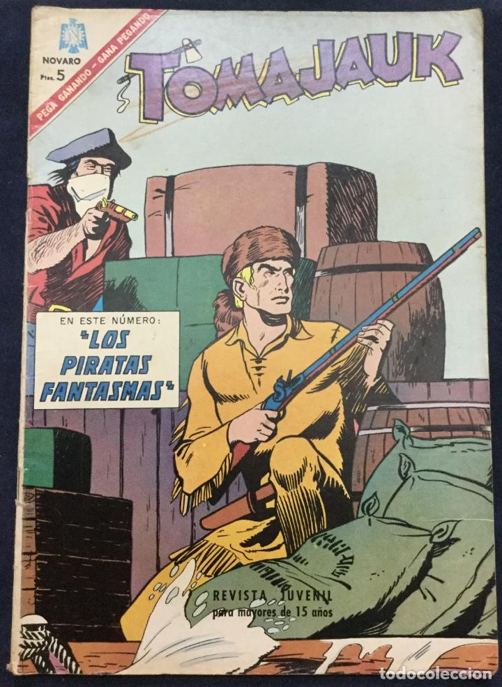 TOMAJAUK 2 COMICS NUMEROS 133 Y 135 (Tebeos y Comics - Novaro - Otros)