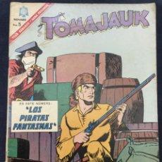 Tebeos: TOMAJAUK 2 COMICS NUMEROS 133 Y 135. Lote 165596554