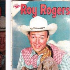 Tebeos: ROY ROGERS Nº41-- ENERO 1956. Lote 165650494