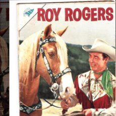 Tebeos: ROY ROGERS- Nº55-- MARZO 1957. Lote 165650682