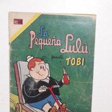 Tebeos: LA PEQUEÑA LULÚ N° 382 - ORIGINAL EDITORIAL NOVARO. Lote 165725630
