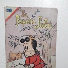 Tebeos: LA PEQUEÑA LULÚ N° 385 - ORIGINAL EDITORIAL NOVARO. Lote 165724342