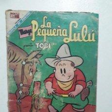 Tebeos: LA PEQUEÑA LULÚ N° 255 - ORIGINAL EDITORIAL NOVARO. Lote 165727786