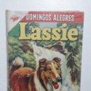Tebeos: DOMINGOS ALEGRES N° 192 - LASSIE - ORIGINAL EDITORIAL NOVARO. Lote 165730630