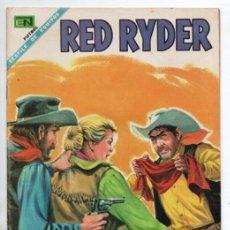 Tebeos: RED RYDER # 171 NOVARO 1968 CASTORCITO EL SECUESTRO DE LA DUQUESA MUY BUEN ESTADO. Lote 165803078