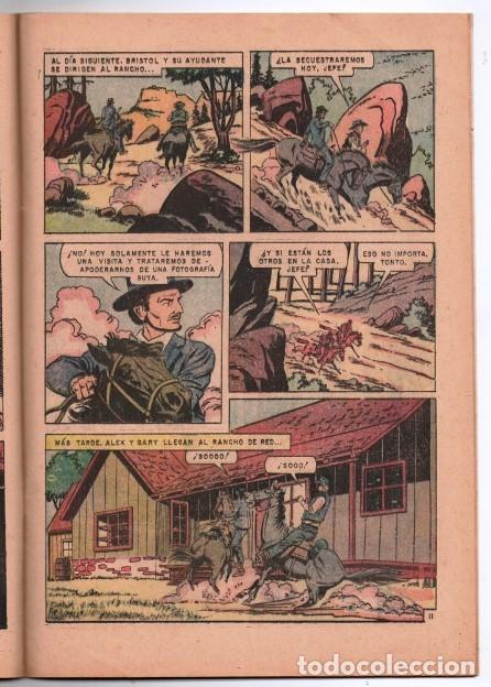 Tebeos: RED RYDER # 171 NOVARO 1968 CASTORCITO EL SECUESTRO DE LA DUQUESA MUY BUEN ESTADO - Foto 3 - 165803078