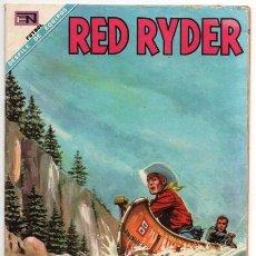 Tebeos: RED RYDER # 175 NOVARO 1968 CASTORCITO LA HIJA DEL CHERIFF MUY BUEN ESTADO. Lote 165803234