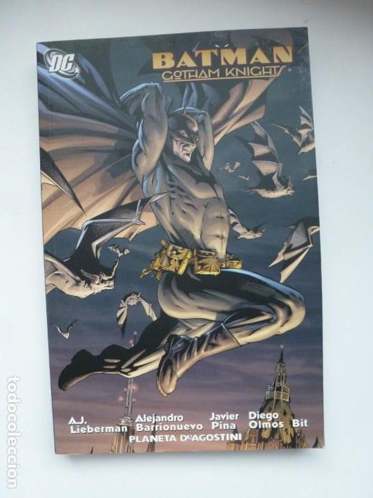 BATMAN GOTHAM KNIGHTS. DC PLANETA DEAGOSTINI. (Tebeos y Comics - Novaro - Batman)