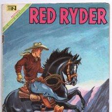 Tebeos: RED RYDER # 202 NOVARO 1969 CASTORCITO UN SUEÑO PROVIDENCIAL MUY BUEN ESTADO. Lote 166000110