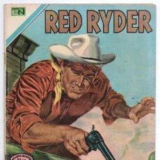 Tebeos: RED RYDER # 272 NOVARO 1972 IGUAL # 8 DE 1955 FRED HARMAN CASTORCITO LA CLAVE MUSICAL MUY BUEN ESTAD. Lote 166010966