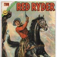 Tebeos: RED RYDER # 283 NOVARO 1972 IGUAL # 19 DE 1955 FRED HARMAN CASTORCITO EL VALLE DE LAS .... EXCELENTE. Lote 166017218