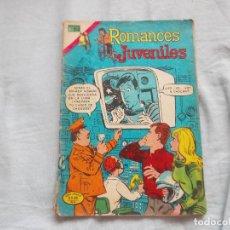 Tebeos: ROMANCES JUVENILES Nº 226. 1975. SERIE AGUILA. NOVARO. Lote 166019670
