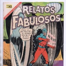 Tebeos: RELATOS FABULOSOS # 97 NOVARO 1967 DC THE ATOM # 17 1965 GARDNER FOX GIL KANE & SID GREENE IMPECABLE. Lote 166057706