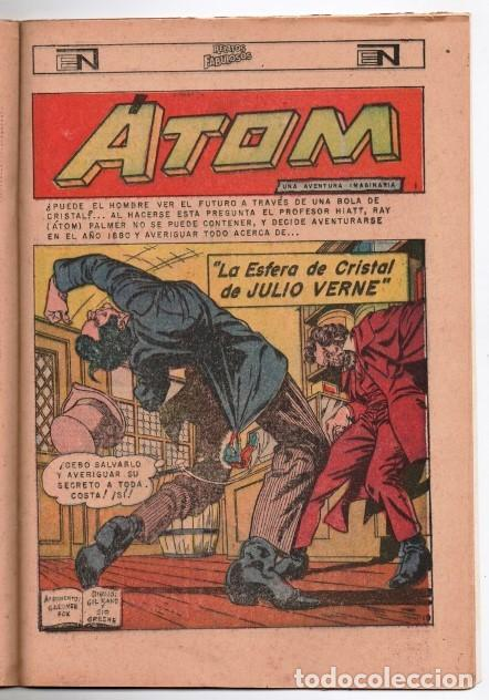 Tebeos: RELATOS FABULOSOS # 97 NOVARO 1967 DC THE ATOM # 17 1965 GARDNER FOX GIL KANE & SID GREENE IMPECABLE - Foto 4 - 166057706
