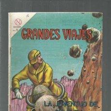 Tebeos: GRANDES VIAJES 15: LA JUVENTUD DE STANLEY, 1964, NOVARO, BUEN ESTADO. COLECCIÓN A.T.. Lote 166082914