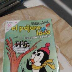 Tebeos: EL PÁJARO LOCO Nº 253 NOVARO. Lote 166155114