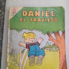 Tebeos: CÓMIC DE NOVARO DANIEL EL TRAVIESO. Lote 166243154