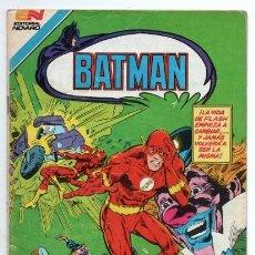 Tebeos: BATMAN # 3-11 NOVARO 1981 CARY BATES IRV NOVICK PRIMER APARICION DEL PAYASO MUY BUEN ESTADO. Lote 166577198