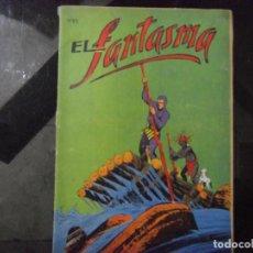 Tebeos: EL FANTASMA DE LEE FALK,NÚMERO 82,AÑO 1965. EDIICION ARGENTINA TYPO NOVARO. Lote 166852970