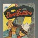Tebeos: EL LLANERO SOLITARIO 46, 1957, NOVARO, USADO. COLECCIÓN A.T.. Lote 166886040