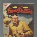 Tebeos: EL LLANERO SOLITARIO 51, 1957, NOVARO, USADO. COLECIÓN A.T.. Lote 166888196