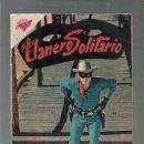Tebeos: EL LLANERO SOLITARIO 68, 1958, NOVARO, MUY BUEN ESTADO. COLECCIÓN A.T.. Lote 166888960
