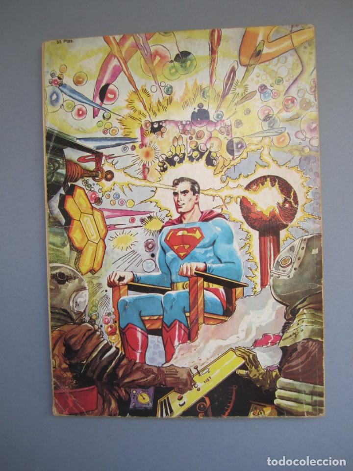 Tebeos: SUPERMAN (1973, NOVARO) -LIBROCOMIC- 5 · 1973 · SUPERMÁN - Foto 2 - 166942393