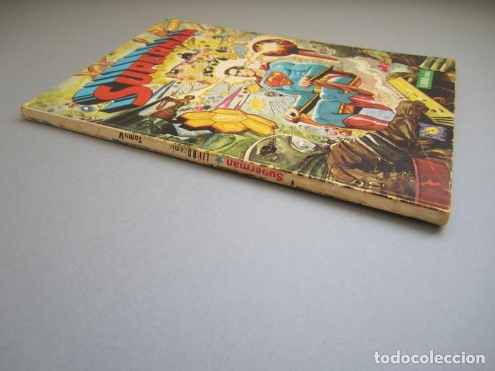Tebeos: SUPERMAN (1973, NOVARO) -LIBROCOMIC- 5 · 1973 · SUPERMÁN - Foto 3 - 166942393