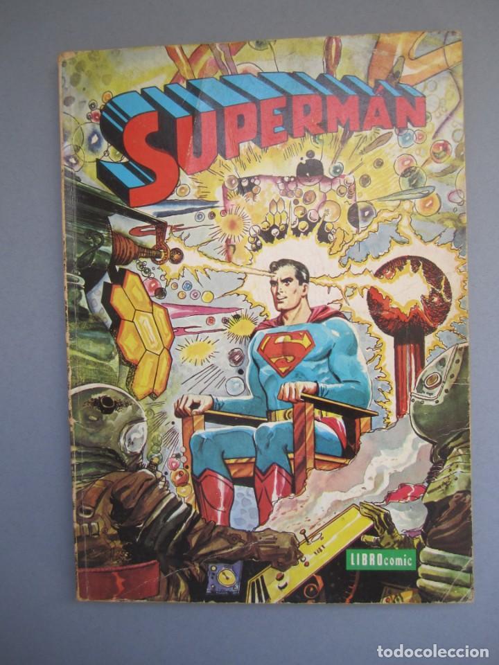 SUPERMAN (1973, NOVARO) -LIBROCOMIC- 5 · 1973 · SUPERMÁN (Tebeos y Comics - Novaro - Superman)
