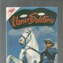 Tebeos: EL LLANERO SOLITARIO 74, 1959, NOVARO, ENCUADERNACIÓN. COLECCIÓN A.T.. Lote 166993664