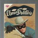 Tebeos: EL LLANERO SOLITARIO 75, 1959, NOVARO, ENCUADERNACIÓN. COLECCIÓN A.T.. Lote 166993856