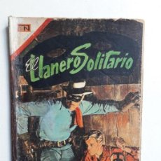 Tebeos: OPORTUNIDAD! - COMIC EN REGULAR ESTADO - EL LLANERO SOLITARIO N° 193 - ORIGINAL EDITORIAL NOVARO. Lote 167074305
