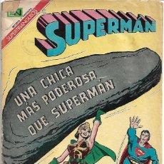 Tebeos: SUPERMAN NUM 850. Lote 167153360