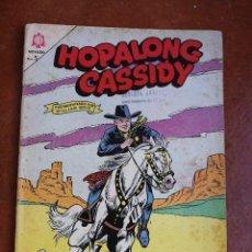 Tebeos: HOPALONG CASSIDY Nº 118: EL SOLDADO CON CUATRO PATAS. Lote 167490548