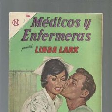 Tebeos: MÉDICOS Y ENFERMERAS 3, 1964, NOVARO, MUY BUEN ESTADO. COLECCIÓN A.T.. Lote 222086802