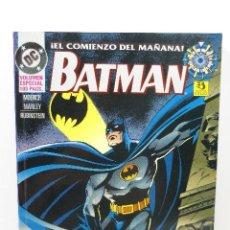 Tebeos: BATMAN - EL COMIENZO DEL MAÑANA. Lote 167557080