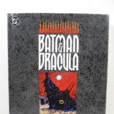 Tebeos: BATMAN & DRACULA - LLUVIA ROJA (DOUG MOENCH & KELLEY JONES). Lote 167557248